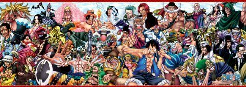 ONE PIECE CHRONICLES 352 pieces jigsaw puzzle