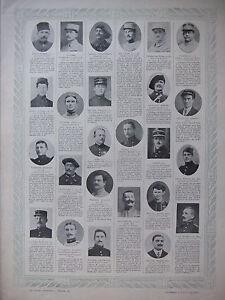 TABLEAU-D-039-HONNEUR-4-PLANCHES-N-177-au-N-180-DES-VICTIMES-DE-GUERRE-1914-1918