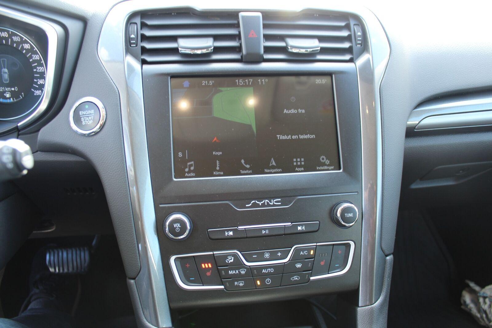 Ford Mondeo 2,0 EcoBlue Titanium stc. aut. - billede 14