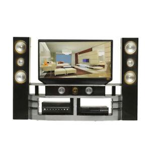 Hi-Fi Television TV Doll Furniture Doll House Furniture U3W5 192948040245