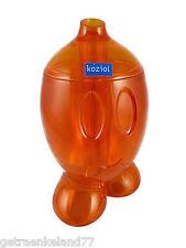 Koziol  Zuckerstreuer / Zuckerspender (Farbe: transp. Orange)*