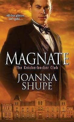 Magnate by Joanna Shupe (Paperback, 2016)