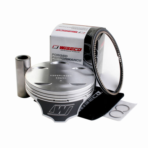 05-07 9.9:1 comp. Wiseco Yamaha YFM660 YFM 660 Rhino Piston Kit 100mm std