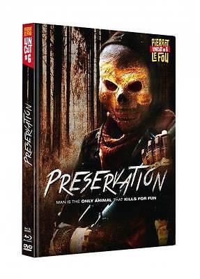 Preservation - MEDIABOOK.. Uncut.. [Blu-ray+DVD]..mit Poster.. !!..TOP !!