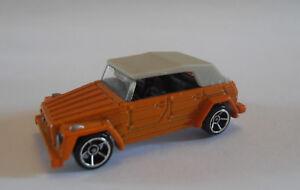 Hot-Wheels-Volkswagen-Type-181-Speed-Machines-Macchina-Car-Vintage-Modellino