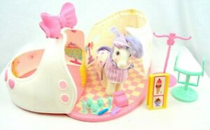 My Little Pony G1 Vintage Satin Slipper Sweet Shoppe W/ Accessories INCOMPLETE