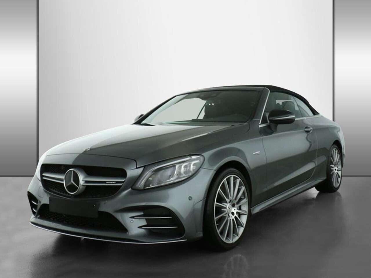 Mercedes C43 3,0 AMG Cabriolet aut. 4-M 2d - 3.999 kr.