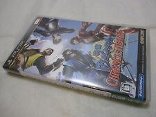 7-14 Days to USA Used SONY PSP Sengoku Basara Chronicle Heroes Japanese Version