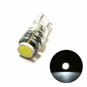 "Blanco LED Bombillas De Luz Lateral//Parque Superlux /""lámparas de actualización de xenón HID/'"