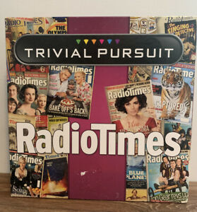 Trivial-Pursuit-RADIO-TIMES-edition-Board-Game-Sealed-New-Hasbro
