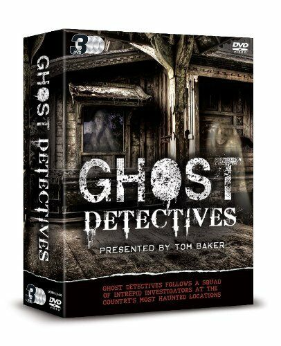 1 of 1 - Ghost Detectives with Tom Baker [DVD] DVD