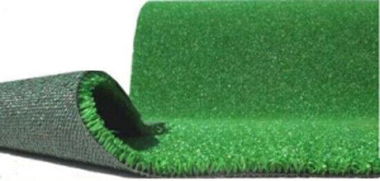 Manto Prato sintetico Tappeto in erba sintetica 1 x 10m