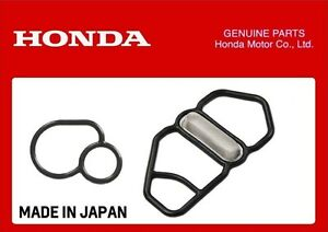GENUINE-HONDA-VTEC-SOLENOID-GASKETS-UPPER-LOWER-H-SERIES-H22A