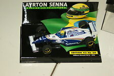 F1 1/43 Ayrton Senna 1994 Williams FW16 #2 ROTHMANS ASC #20 Minichamps 540944312