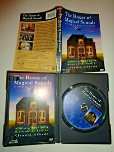 RARE The House of Magical Sounds Claudio Abbado DVD in Great Condition