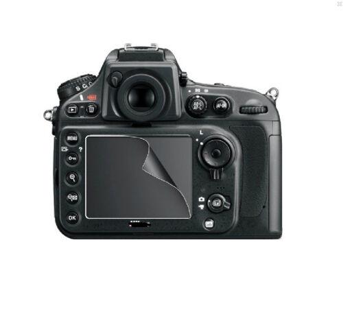 """2.5/"""" LCD Protector de pantalla para CANON A800 PowerShot A495 S80 SD1000 SD700 SD550 G"""