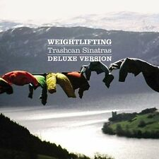 Trash Can Sinatras - Weightlifting [Deluxe Edition] (CD+DVD, 2004, SpinArt)