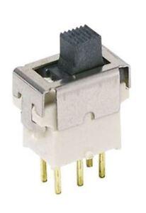 IP57-Superficie-Montura-Interruptor-Deslizante-Polo-Unico-Simple-Manta-Spst
