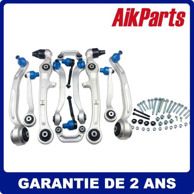 Kits Bras de Suspension supérieur Avant Gauche Droite pour Audi A6 C6