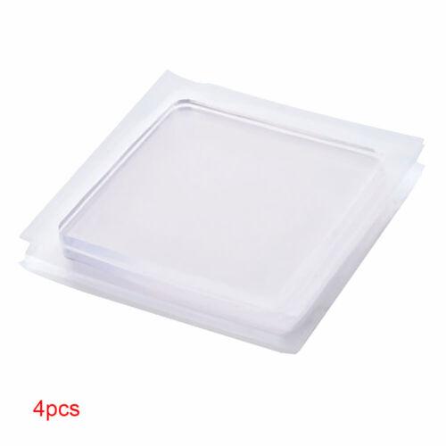 4PCS//Set Pad Silicone Non-Slip Portable Anti Vibration Washing Machine Mat