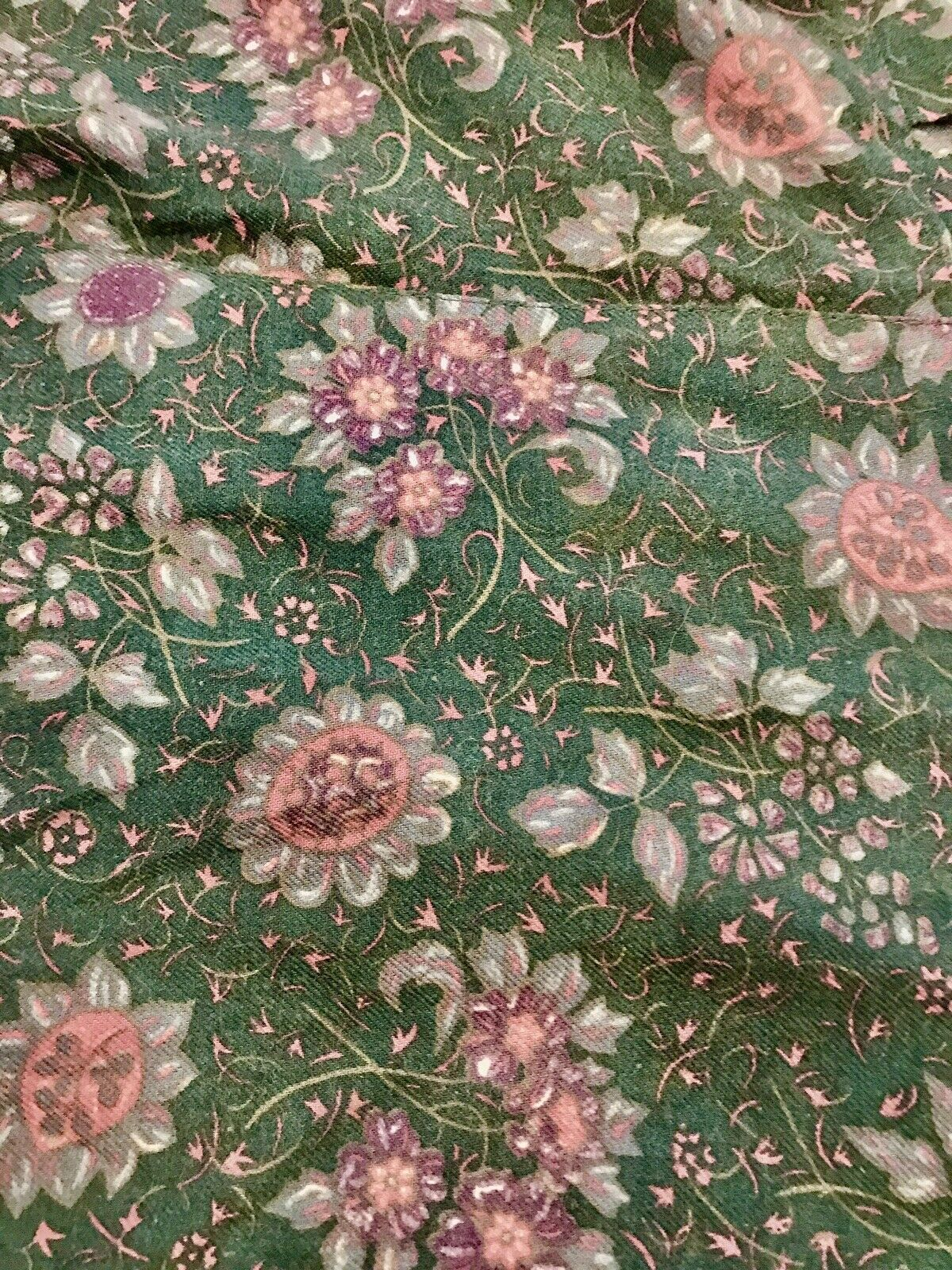 Vintage Laura Ashley 80s 90s Floral French Countr… - image 3
