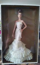 The Romanticist Barbie Doll Vera Wang Bride Gold Label