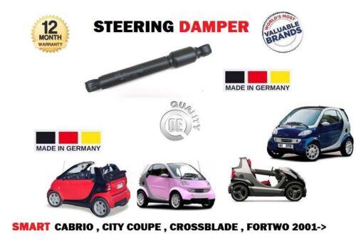 FOR SMART 0004873V002 0004873V002000000 2000-/> NEW 1 X STEERING DAMPER
