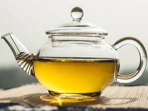 200ml-6-7fl-oz-Heat-Resistant-Handmade-Clear-Glass-Teapot-with-Spring-Infuser
