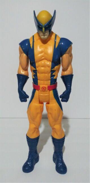 2013 Hasbro Marvel X-MEN Wolverine Titan Hero Series 12