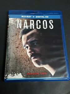 Narcos-Season-Two-2-Blu-Ray-3-Disc-Set-2016-Series