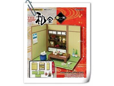 Re-Ment The Japanese Room Chigaidana Petit Sample Miniature Figure JAPAN