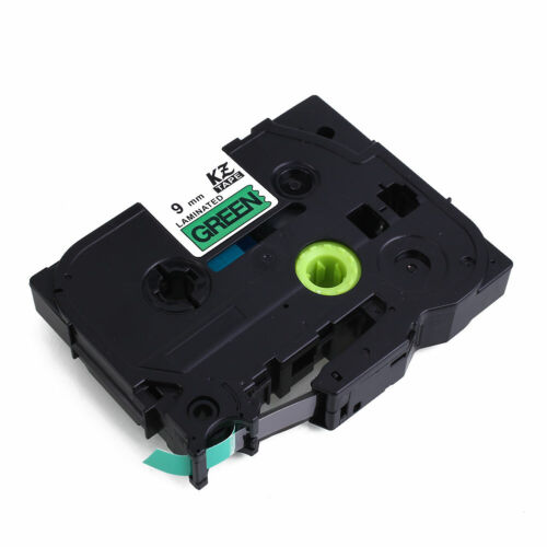 FA3D P-Touch 9mm x 8m Label Tape Tag Maker Compatible For Brother TZe-221//621.