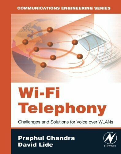 Wi-Fi Telephony: Challenges and Solutions for V, Chandra.=