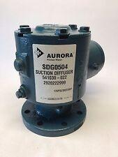 Aurora Sdg0504 Suction Diffuser 541030 022 Pentair Water Pump 175psi 4x5