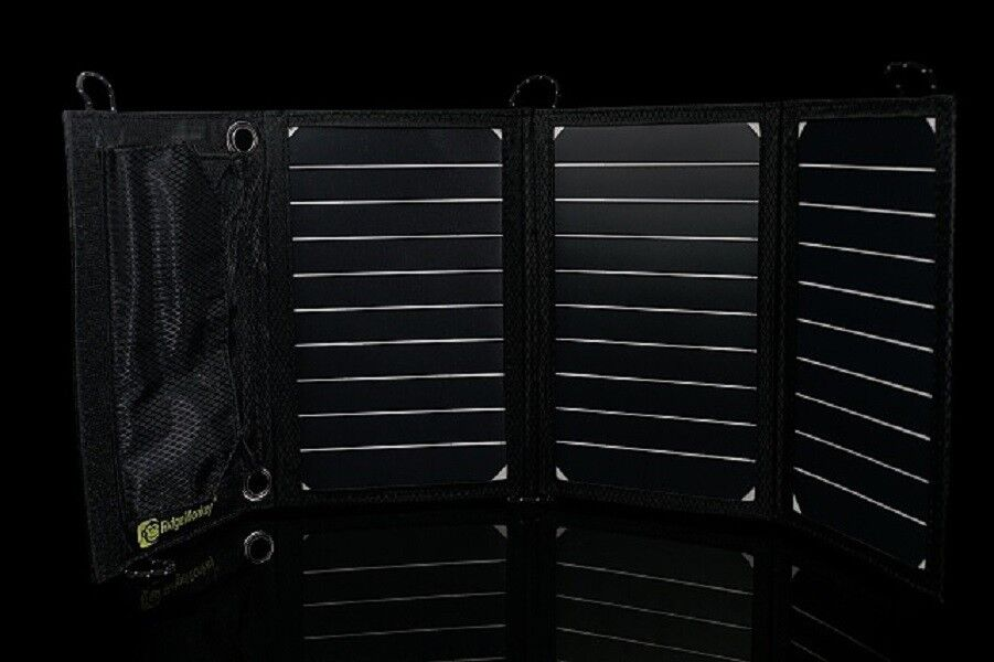 Ridgemonkey C-Smart Powerpack ridgemonkey bóveda o o o panel solar de 16W cfab58
