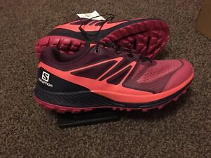 Details about New Salomon Sense Escape 2 W Trail Running Shoes Trainers