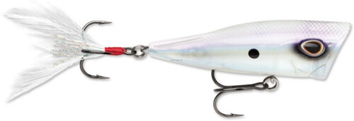 "**New Storm Arashi Cover Pop 3 1//8/"" 1//2oz Ghost Pearl Shad ACP08689"