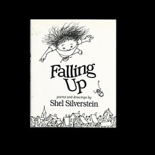 FALLING UP by Shel Silverstein a Hardcover book FREE SHIPPING PoEtRy