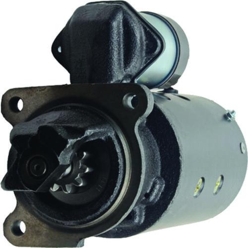 Starter NEW Clark Allis Chalmers Diesel w// 70249694 1107859 1998349 4272