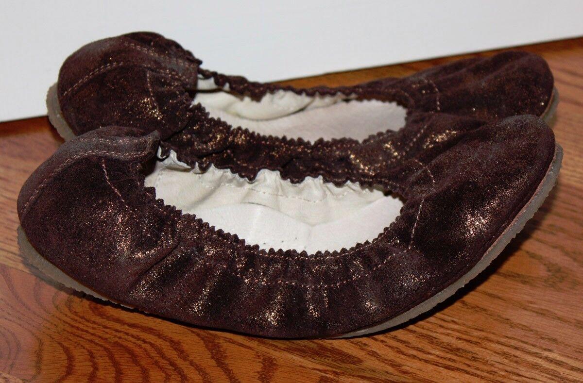 Femmes Kathryn Kerrigan  149 Suzi marron Flats chaussures Taille 37  US 6