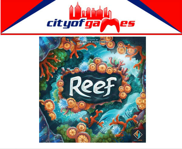 Reef Board Game Brand New