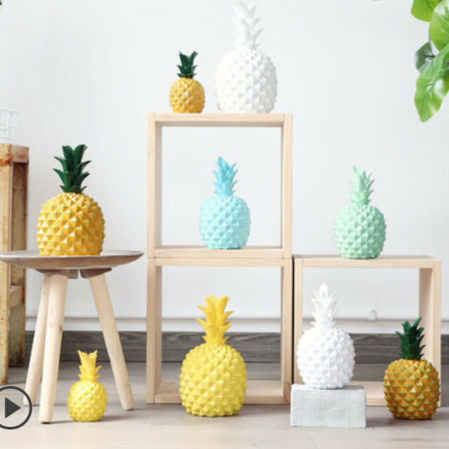 Pineapple Money Boxes Piggy Bank Cute Gift Home Decoration Coin Saving Box