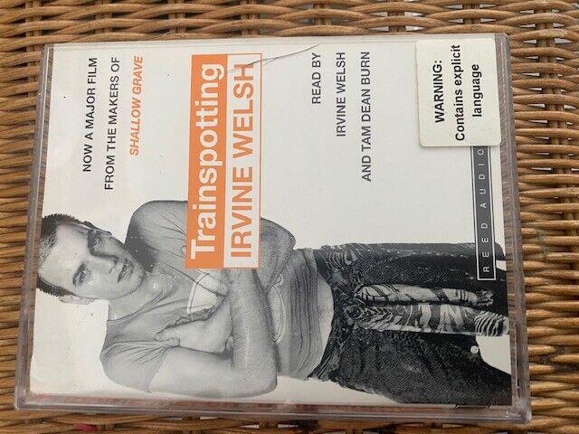 Irvine Welsh - Trainspotting - Audio Book - Cassette