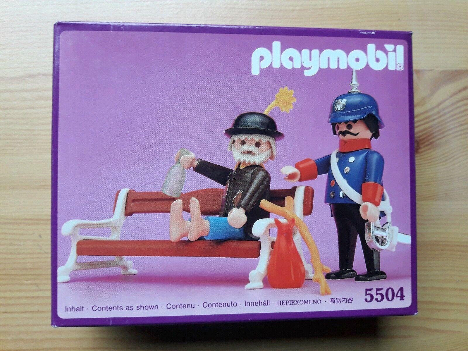 Le Gendarme belle epoque Neuf Playnobil R