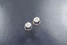 Lot Of 2 Mc79l05acg Motorola 5v 100ma Negative Voltage Regulator To 92 Gold Nos