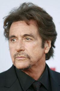 Al Pacino 11x17 Mini Affiche Candid Récent Pose en Noir Chemise-Cravate et Veste 19jcrUfL-07200141-953026730
