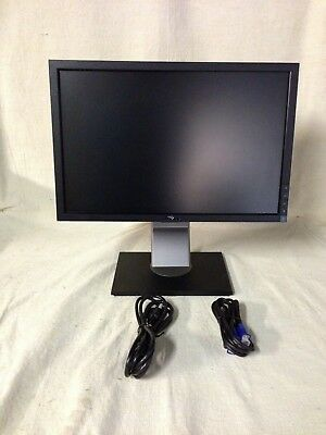 "** LOT of 2 ** Dell 20/"" E2010Ht E2010 E2011Ht Widescreen LCD Flat Panel Monitor"