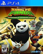 Kung Fu Panda: Showdown of Legendary Legends -PlayStation 4 New Ps4 Games Sealed
