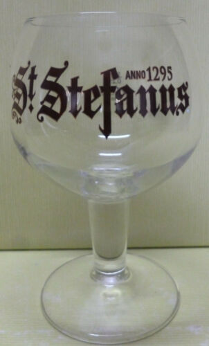 COLLECTOR * 50 CL E VERRE A BIERE SAINT STEPHANUS OD748