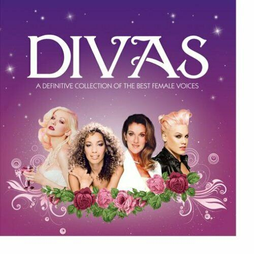 Various Artists - Divas: A Definitive Collection of... - Various Artists CD AEVG